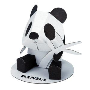 hacomo kids(ハコモキッズ) 動物シリーズ パンダ