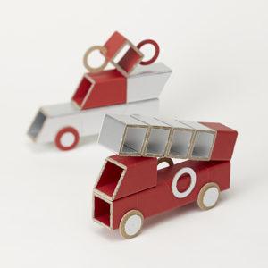 PAKI (パキ)エントリーセット 消防車