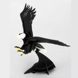 3Dペーパーパズル 白頭鷲