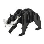 3Dペーパーパズル アメリカクロクマ