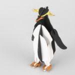 3Dペーパーパズル イワトビペンギン