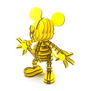 FLATS(フラッツ)ミッキーマウス ルミナイエロー